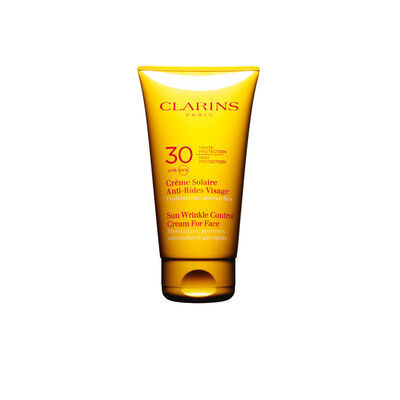 Sunscreen for Face Wrinkle Control Cream SPF 30