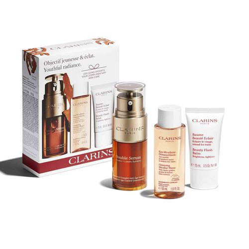 Double Serum Go-To Trio