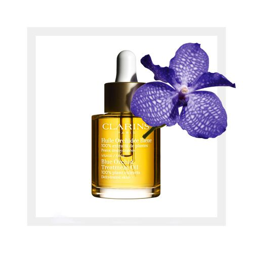 Blue Orchid Face Treatment Oil