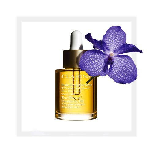 兰花面部护理油