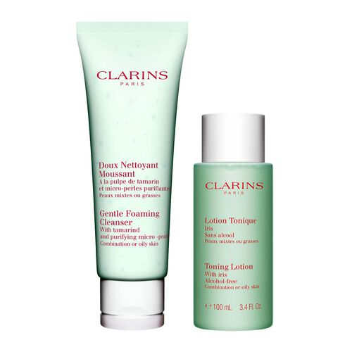Cleansing Duo for Oily, Combination Skin