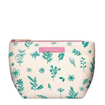 绿色旅行化妆包