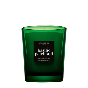 Basilic Patchouli Scented Candle