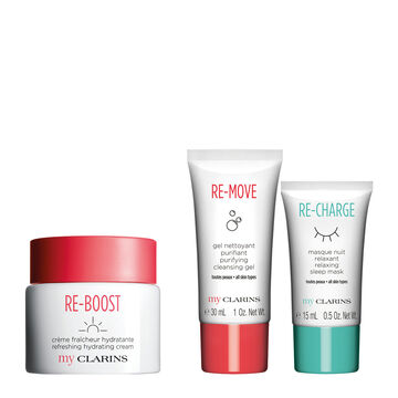 My Clarins Essentials