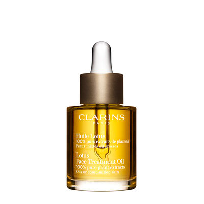 Lotus Face Treatment Oil - Combination or Oily Skin