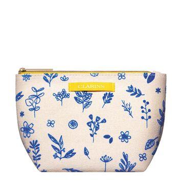 蓝色旅行化妆包