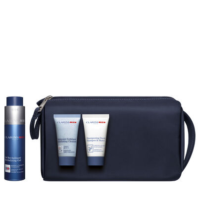 ClarinsMen Essentials - Face & Body