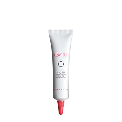 My Clarins CLEAR-OUT targets imperfections