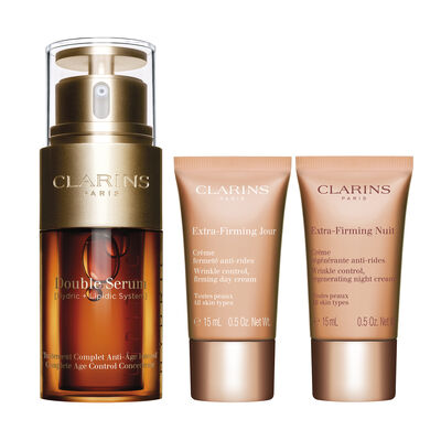Anti-Aging Program - Double Serum & Extra-Firming Collection