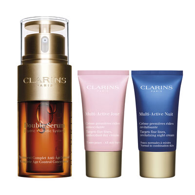 Anti-Aging Program - Double Serum & Multi-Active Collection