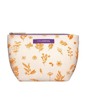 橙色旅行化妆包