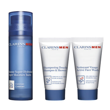 ClarinsMen Everyday Hydration Heroes