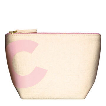Pink Travel Pouch