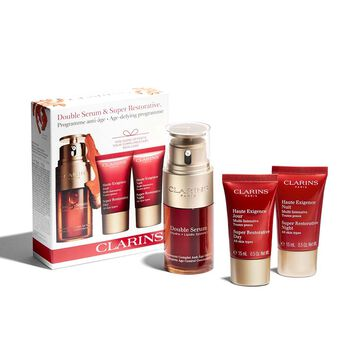 Double Serum & Super Restorative Collection