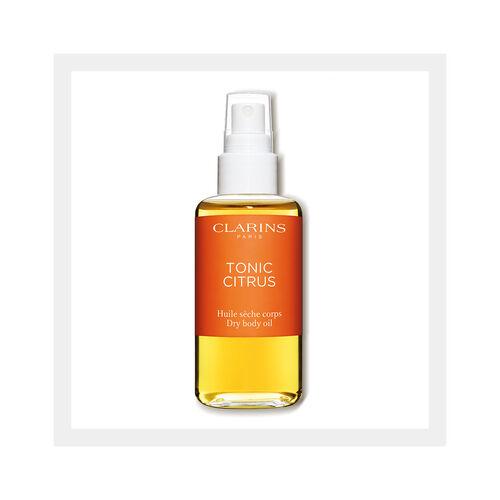 Tonic Citrus Dry Body Oil