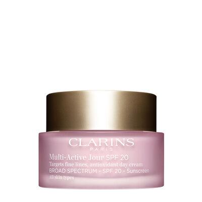 多元赋活防护乳霜 SPF20 - 所有肤质适用