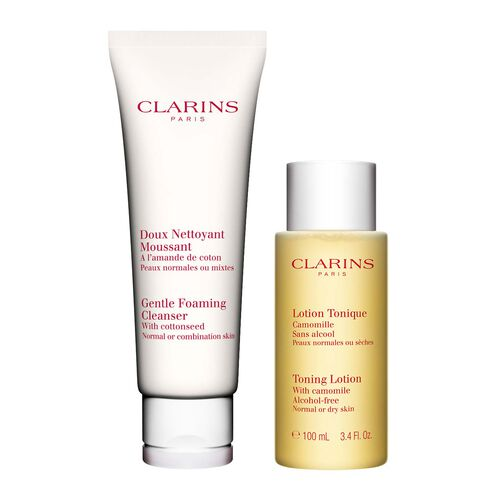 Cleansing Duo for Normal, Combination Skin
