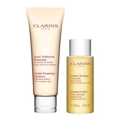 清洁必备 - 干燥敏感肌肤适用