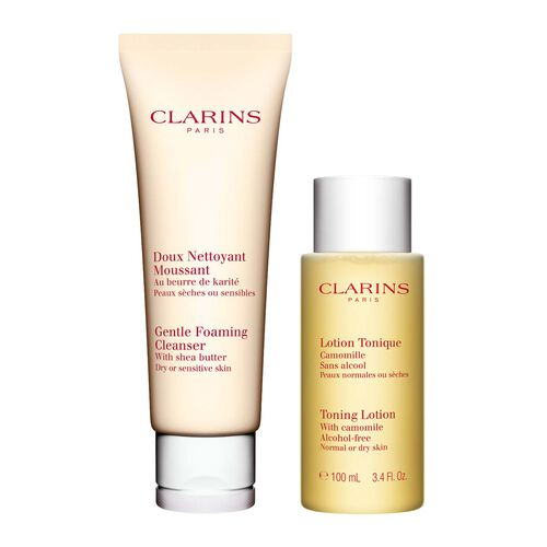 Cleansing Duo for Dry, Sensitive Skin