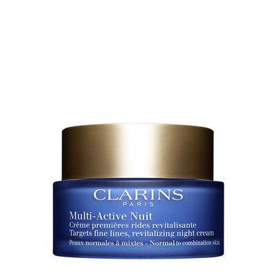 多元赋活晚间乳霜 - 中性至混合性肤质适用