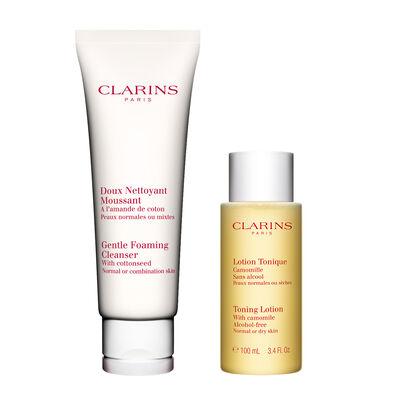 清洁必备 - 中性,混合性肌肤适用