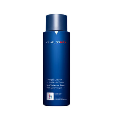 ClarinsMen Comforting Apple Vinegar Toner - Dry Skin