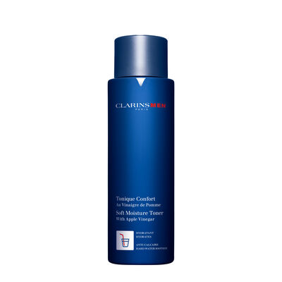 ClarinsMen Comforting Apple Vinegar Toner - Dry Skin