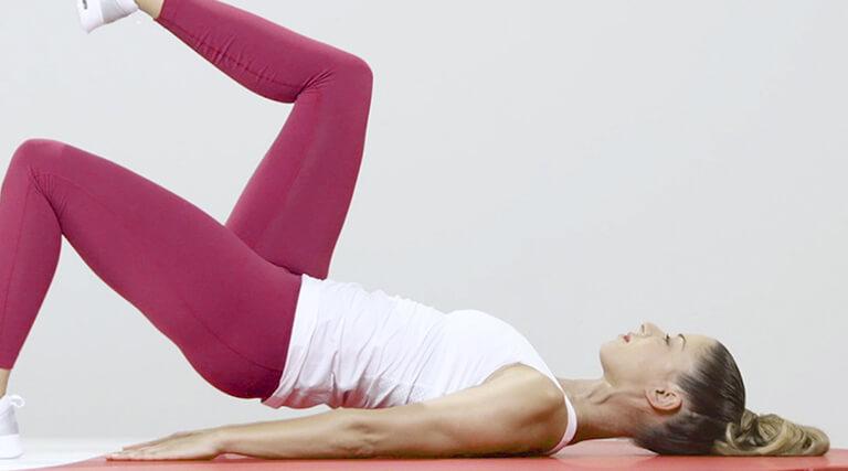 臀部伸展运动