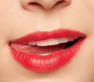 Lips Red - 3