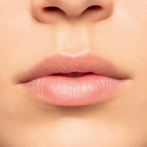 唇部底妆的效果