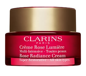 Rose Radiance Cream jar