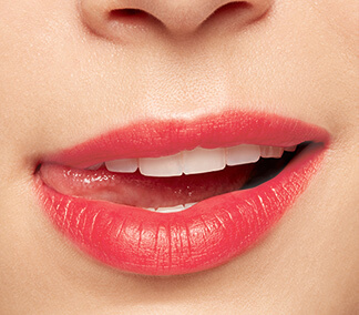 Lips Red - 2