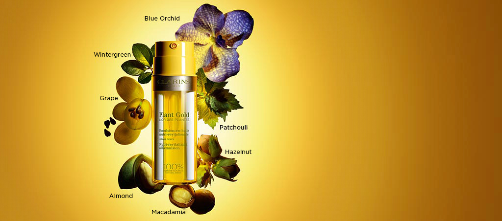 Plant Gold: 100% Green Beauty Innovation