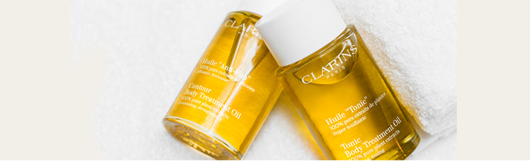 Clarins Treatment Oils