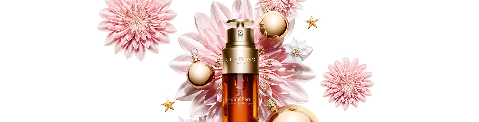 One Drop. Double the Power. Holiday glow guaranteed.