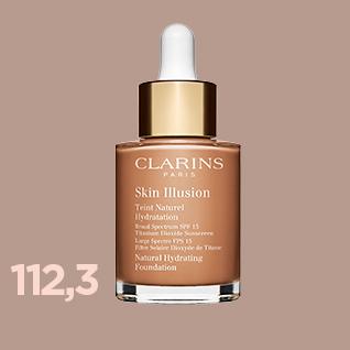光彩透亮保湿矿物粉底液 色号112.3