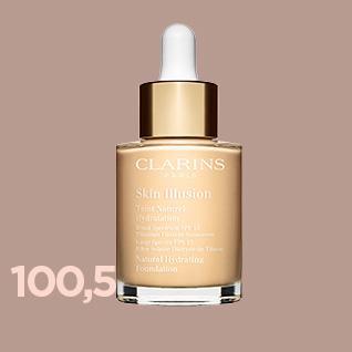 光彩透亮保湿矿物粉底液 色号100.5