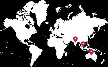 地图上标注的莲花