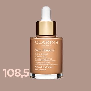 光彩透亮保湿矿物粉底液 色号108.5