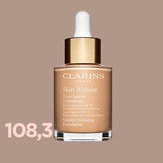 光彩透亮保湿矿物粉底液 色号108.3