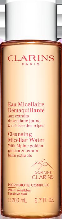 卸妆、洁肤和化妆水产品包装