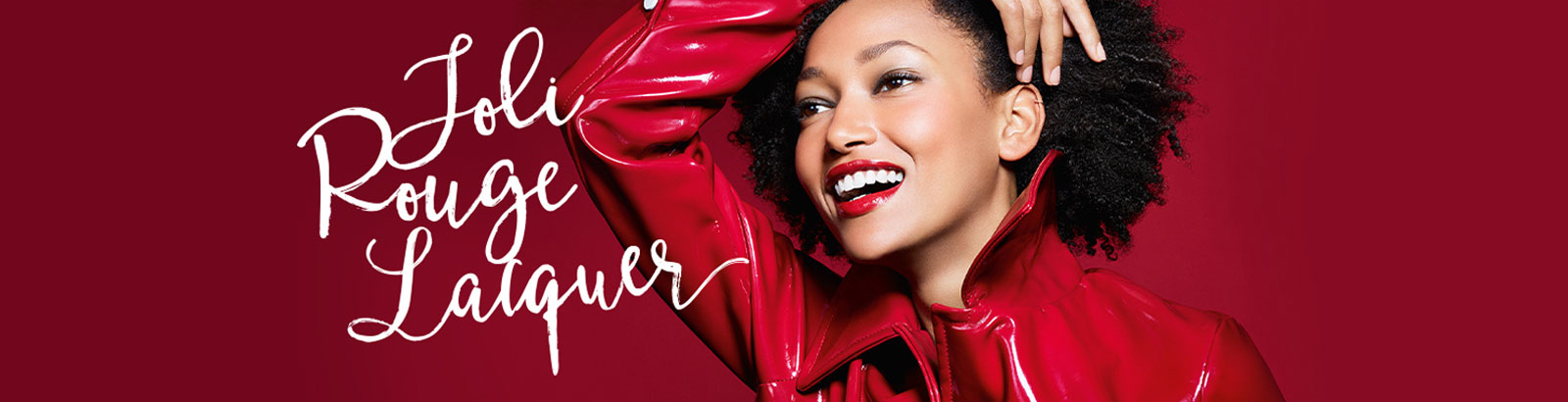 Joli Rouge Lacquer: Shine Like Vinyl! Now, legendary Joli Rouge comes in a glossy lacquer finish. Your lips will love it.