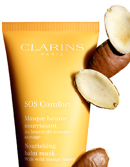 What ingredients are in SOS Comfort Nourishing Balm Mask?
