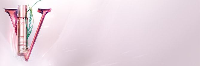 全新纤颜紧致精华乳 - 展现您的完美V轮廓.明显紧塑、纤颜并消除水肿。