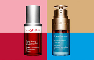Serum Finder: Problem-solving and age-defying serums--skin solutions for any concern.