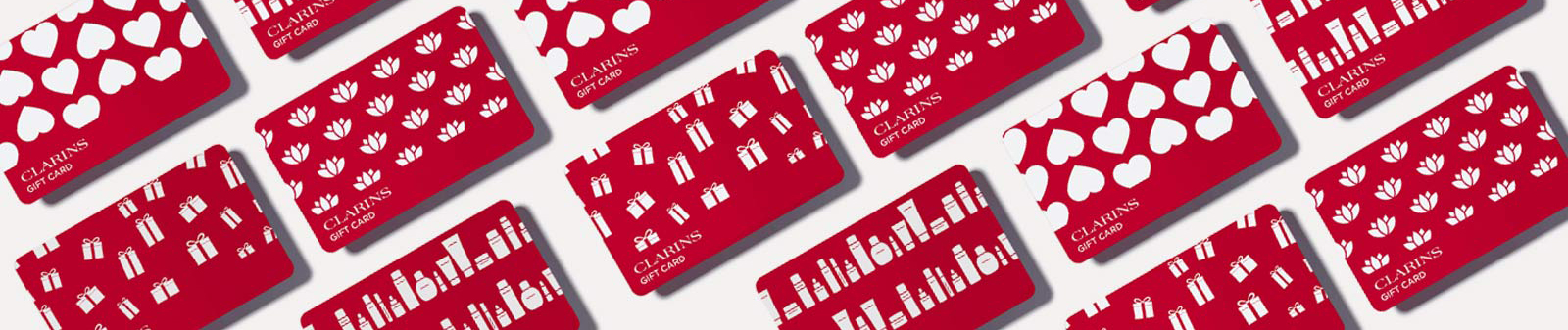 Clarins Gift Cards