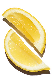 Lemon ingredient