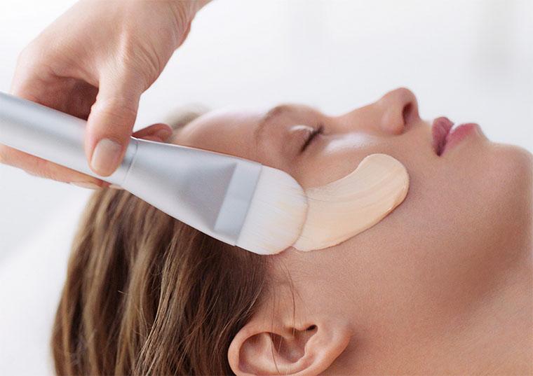 匀肤修护面部护理