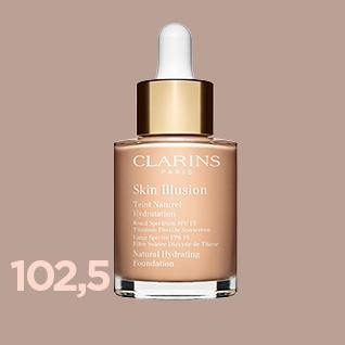 光彩透亮保湿矿物粉底液 色号102.5