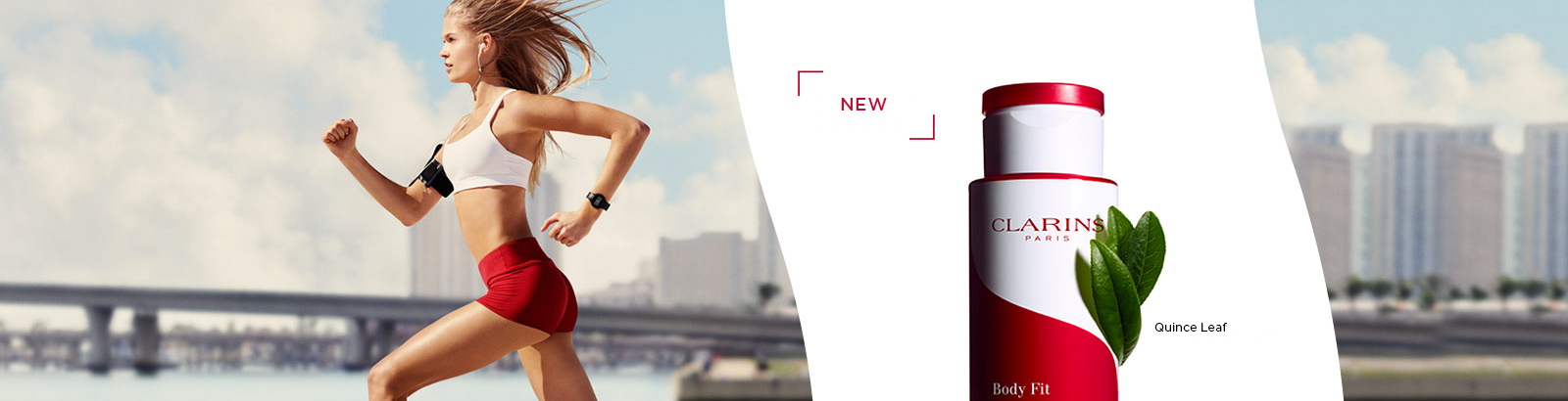 NEW Contouring Innovation. Body Fit. Meet your body coach.